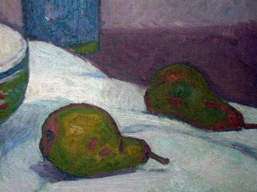 Still life - Manuel Ortiz de Zarate (1887-1946) - Paintings & Drawings Style