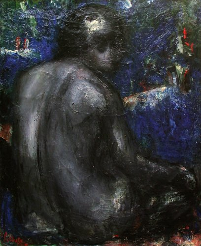 Bather - Adolphe PÉTERELLE (1874-1947)