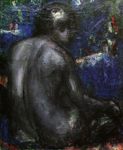 Bather - Adolphe PÉTERELLE (1874-1947)