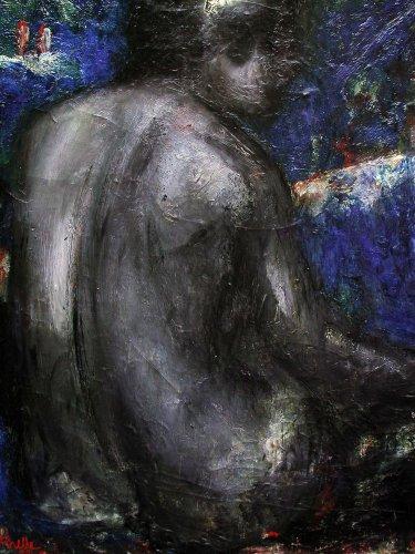 Bather - Adolphe PÉTERELLE (1874-1947) - Paintings & Drawings Style Art Déco
