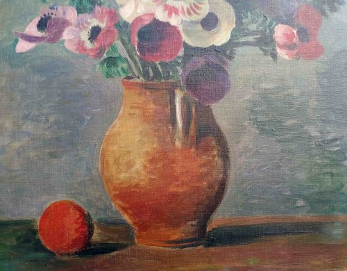Flowers - Wilhelm GIMMI (1886-1965) -