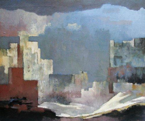 Landscape - Rodolphe Théophile BOSSHARD (1889-1960)