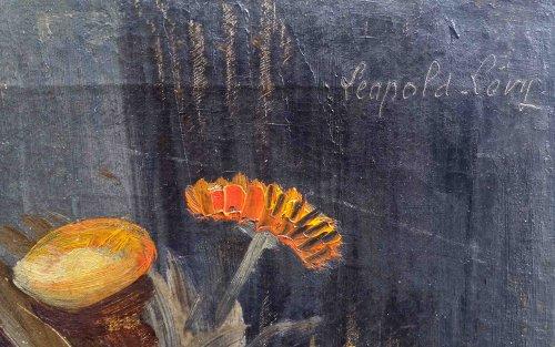 Marigolds  - Léopold Levy (1882-1966) -