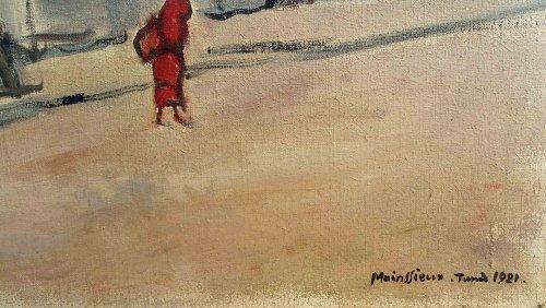 Tunis par L.Mainssieux (1885-1958) - Art Déco