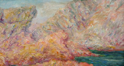 Paintings & Drawings  - Mallorca - Pere YSERN Y ALIÉ (1875-1946)