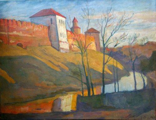 Novgorod  - Ossip Braz (1873-1936)