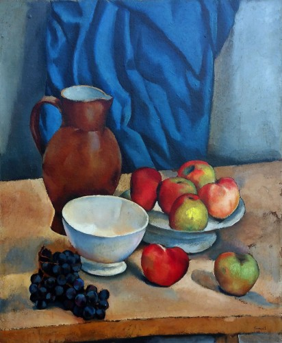 Nature morte - C.Kvapil (1884-1957)