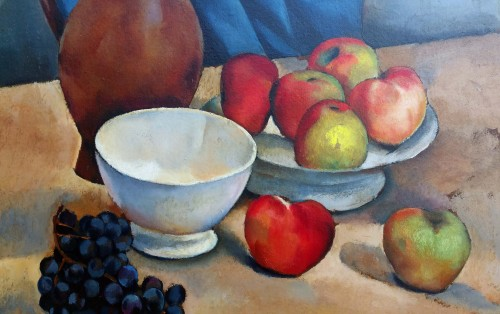 Paintings & Drawings  - Still life - C.Kvapil (1884-1957)