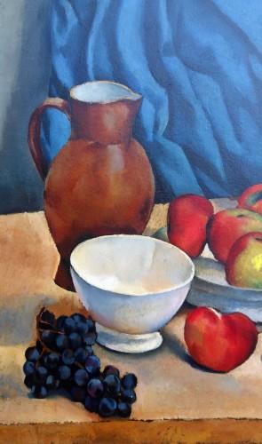Still life - C.Kvapil (1884-1957) -