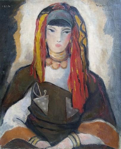 Ouled Nail - Gaston VENTRILLON Le Jeune (1897-1982)