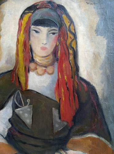 Paintings & Drawings  - Ouled Nail - Gaston VENTRILLON Le Jeune (1897-1982)