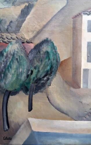 20th century - Bastide - Cilette Ofaire (1891-1965)
