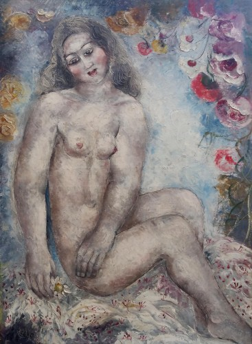 Bather - Lydia RADDA (1891-1967)