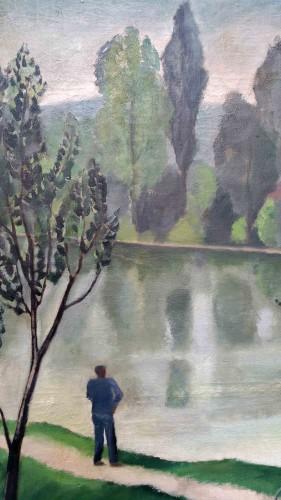 20th century - Sunday by Jean Berque (1896-1954)