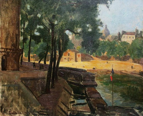 Paris - Alexandre Urbain (1875-1953)