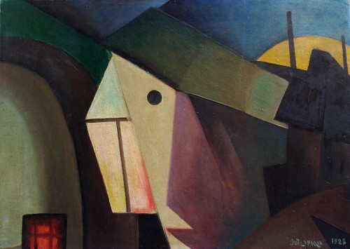 City - Abraham Guterman (1899-1941)