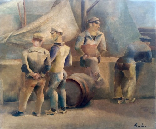 Sailors - John Barber (1898-1965)