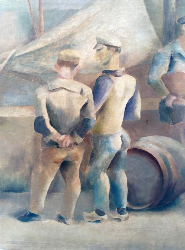 20th century - Sailors - John Barber (1898-1965)