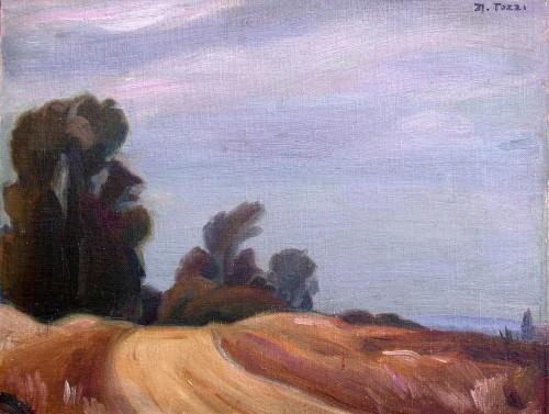 Landscape - Mario Tozzi (1895-1979)