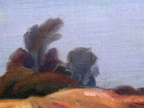Landscape - Mario Tozzi (1895-1979) - Paintings & Drawings Style Art Déco