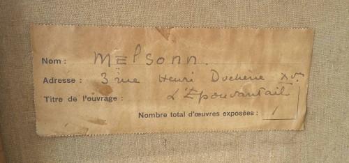 Scarecrow- Madeleine Melsonn (1905-1978) -