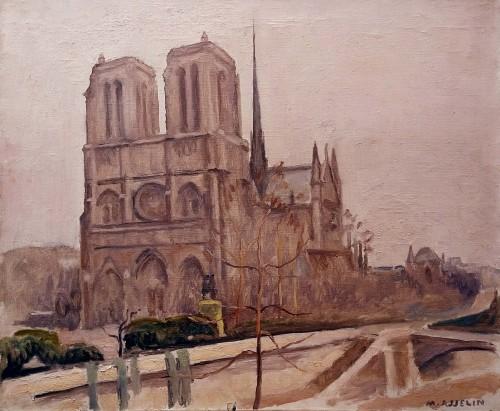 Notre Dame - Maurice Asselin (1882-1947)