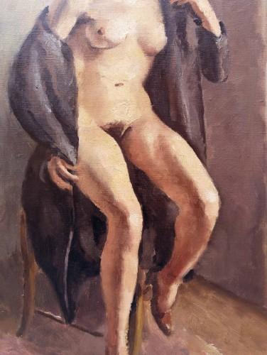 Paintings & Drawings  - Nude - Maurice Asselin (1882-1947)