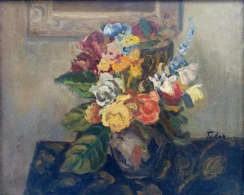 Flowers - Adolphe Feder (1886-1943)
