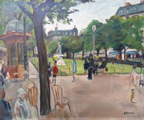 Paris - Antoine Ferrari (1910-1995)