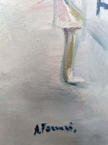 Paris - Antoine Ferrari (1910-1995) -