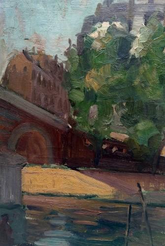 Paintings & Drawings  - Paris - R.M.Limouse (1894-1990)