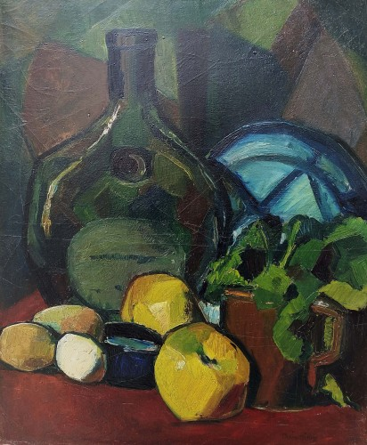 Still Life - Lucien Mainssieux (1885-1958)