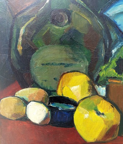 Paintings & Drawings  - Still Life - Lucien Mainssieux (1885-1958)