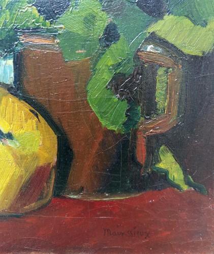 Still Life - Lucien Mainssieux (1885-1958) -