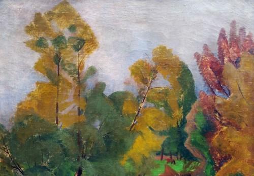 Lansscape - Sonia Lewitska (1882-1937) -