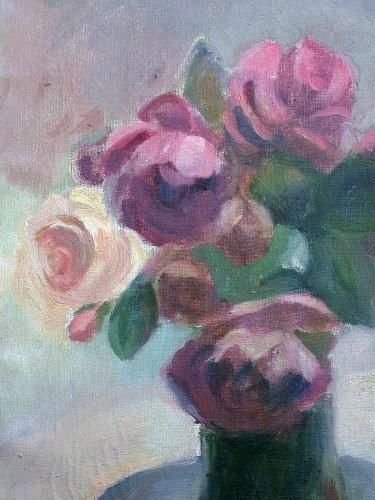 Roses - Sonia Lewitska (1882-1937) -