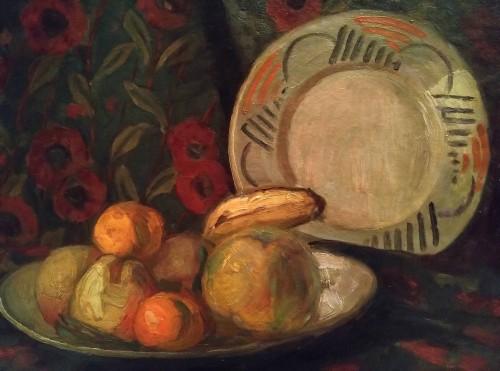 Paintings & Drawings  - Still Life - Ossip Braz (1873-1936)