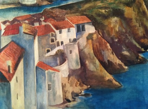 Dubrovnik - Willy Jaeckel (1888-1944) - Le Chef d'oeuvre inconnu