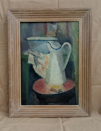 Still Life with Pitcher - Fernand Labat (1889-1959) - Art Déco
