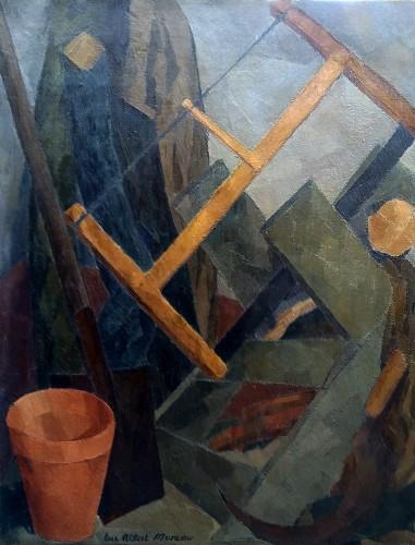 Garden tools - Luc Albert Moreau (1882-1948)