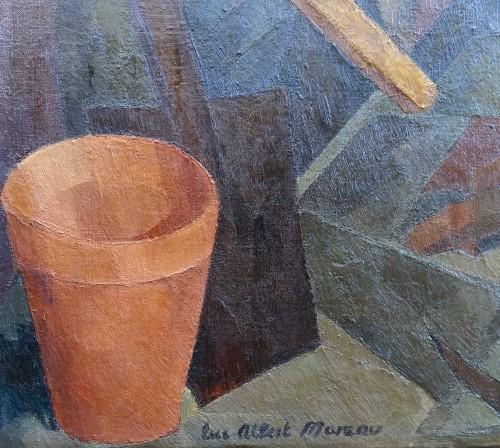 Paintings & Drawings  - Garden tools - Luc Albert Moreau (1882-1948)