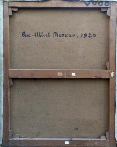 Garden tools - Luc Albert Moreau (1882-1948) -
