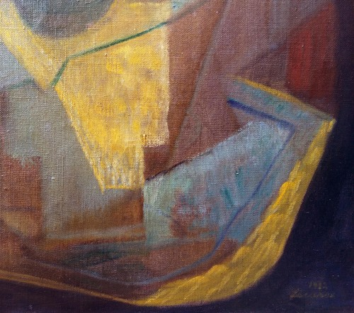 20th century - Still life - Joseph Lacasse (1894-1975)