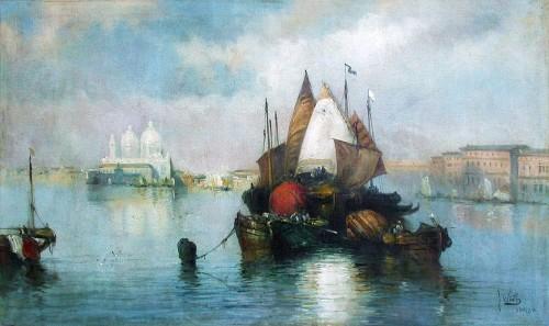 Venice - Eliseo Meifrèn y Roig (1857-1940)