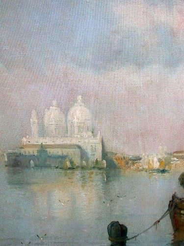 Venice - Eliseo Meifrèn y Roig (1857-1940) - Paintings & Drawings Style Napoléon III