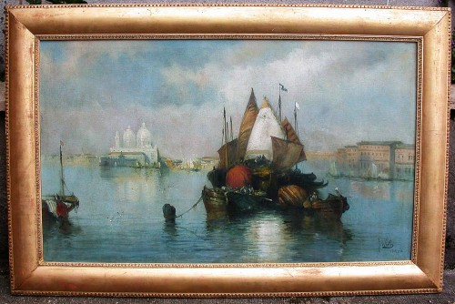 Venice - Eliseo Meifrèn y Roig (1857-1940) -