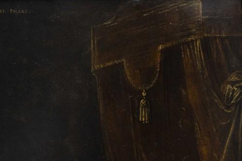 "Louis XIII - ""Feast of Balthazar"" workshop of Frans Francken II (1581-1642)"