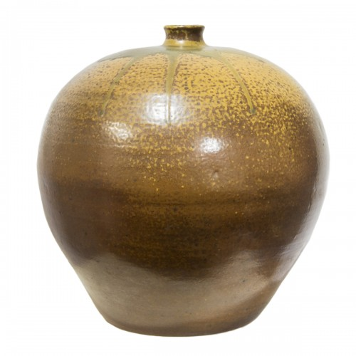 Paul Jeanneney - Important vase en céramique, circa 1900