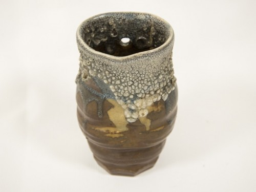 Paul Jeanneney - Japanese style ceramic, circa 1900 -