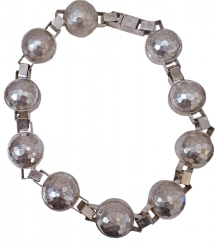 Silver Necklace - Jean Després (1889-1980)